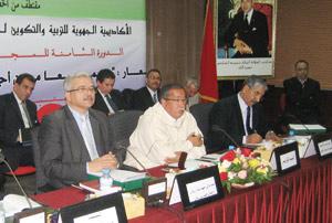 Tadla-Azilal : le plan d'urgence de l'éducation et de la formation en débat