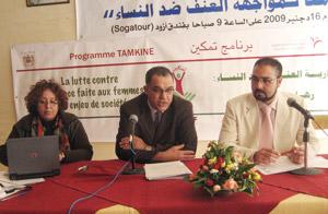 Tadla-Azilal : la lutte contre la violence à l'égard de la femme se poursuit