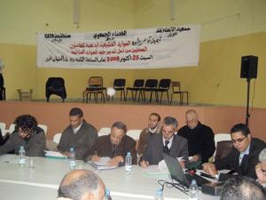 Beni Mellal : L'économie de l'eau potable s'organise à Tadla-Azilal