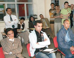 Des jeunes mobilisés pour le développement