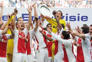 Pays-Bas : L'Ajax Amsterdam décroche son 30ème titre