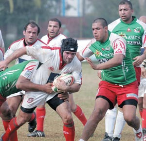 Rugby : Beaucoup d'ambitions et peu de moyens