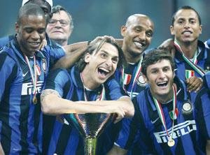 L'Inter s'offre son 16e titre, non sans souffrance