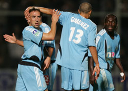 OM : Perquisition «fructueuse»