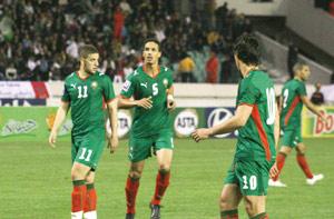 Maroc-Guinée équatoriale : trois séances d'entraînement au menu du Onze national avant le match