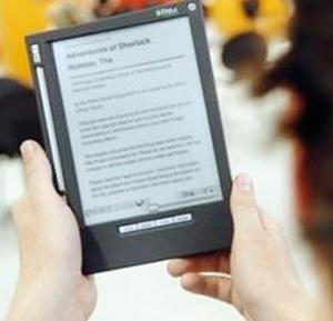 Le livre électronique pour bouquiner partout et à tout moment