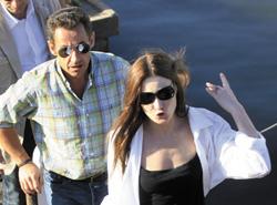 Les luxueuses vacances de Nicolas Sarkozy font scandale