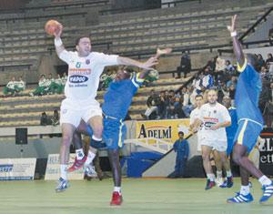 Handball : Le sept national au Mondial