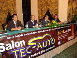Tec'Auto 2005 : L'Amica tient Salon