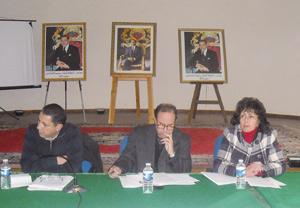 Marrakech : Le CDRT dresse le bilan 2008