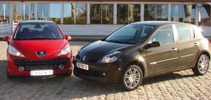 Marché français : ventes record de voitures neuves en 2009