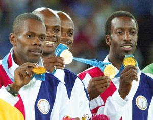 Dopage : L'IAAF efface le record du monde du 4×400 m