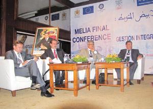 Débat sur la gestion intégrée des ressources en eau en région méditerranéenne