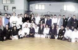 Ki Shin Taïjutsu : un stage réussi