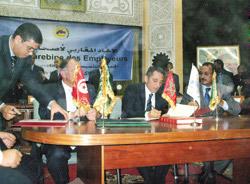 Les entrepreneurs maghrébins s'unissent