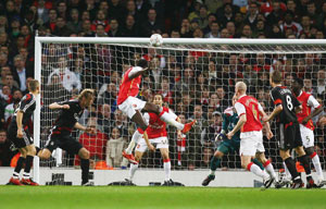 Arsenal cherche ses marques