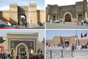 Portes monumentales : La trace d'une civilisation séculaire