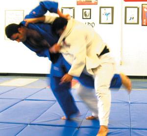 Judo : duel entre le maroc et l'Algérie