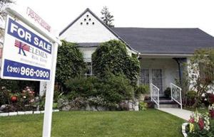 Rebond des prix de l'immobilier