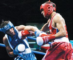 Boxe : Le Maroc se prépare aux Jeux panarabes