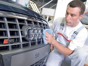 Automobile : Audi : hausse des ventes mondiales en janvier