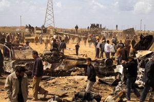 Libye : Après trois jours de combats, les ennuis commencent pour la coalition