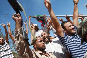Libye : Les habitants de Tripoli restent calmes face à l'avancée rebelle