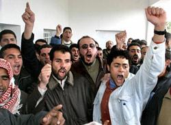 Palestine : le spectre de la guerre civile