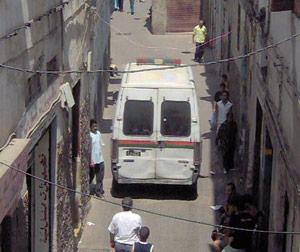 Une série de crimes à Casablanca