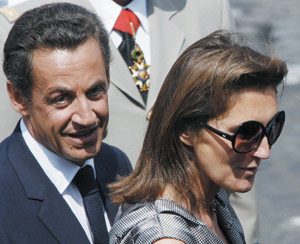 Les Sarkozy, chronique d'un divorce annoncé