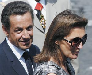 Les Sarkozy, chronique d'un divorce annoncé