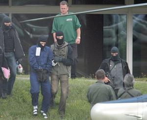 Allemagne : Arrestation de trois personnes soupçonnées de préparer des attentats