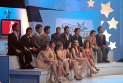 Les algériens privés de la Star'Ac