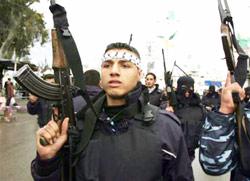 Hamas-Fatah, la paix armée