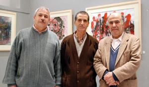 Tanger : exposition collective sur la création