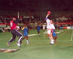 Fès, capitale africaine du handball