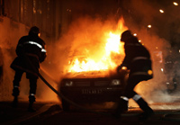 France : la violence continue