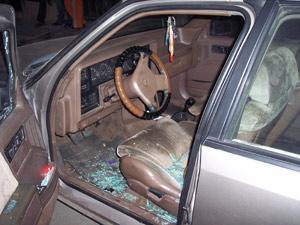Arrestation de voleurs de voitures après une course-poursuite avec la police