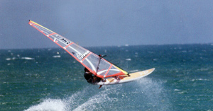 Dakhla abrite la plus longue distance de windsurf
