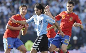 Première défaite pour le champion du monde en Argentine