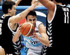 Basket-ball : Euro 2007 : L'Espagne intouchable