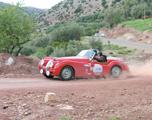 Rallye Classic 2007 : Etape «éblouissante»