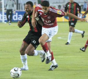 Ligue des champions d'Afrique de football : Les FAR trébuchent à domicile