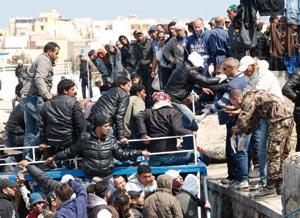 Tunisie : Lampedusa met la solidarité européenne à rude épreuve