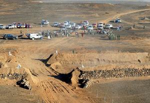 Environnement : Une expédition pour lutter contre la désertification