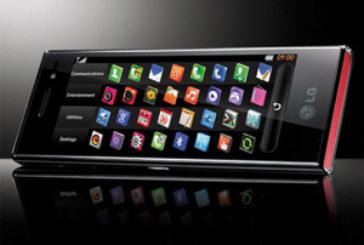 Le LG Chocolate sera-t-il le prochain iPhone killer ?