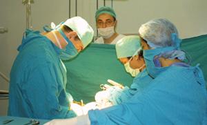 Échec de l'opération 1.000 greffes de cornée par an