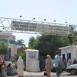 Que se passe-t-il à l'hôpital Moulay Youssef?