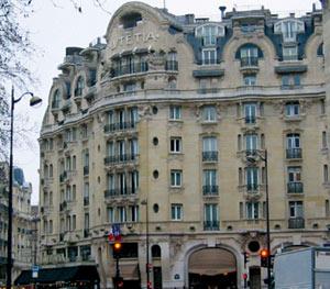 L'hôtel Lutetia à Paris en instance de classement