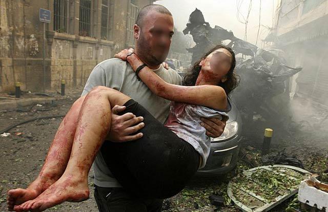 Au moins huit morts et 78 blessés dans un attentat à Beyrouth